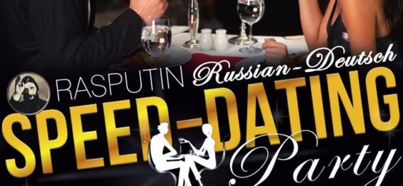 Speed dating moscow russia