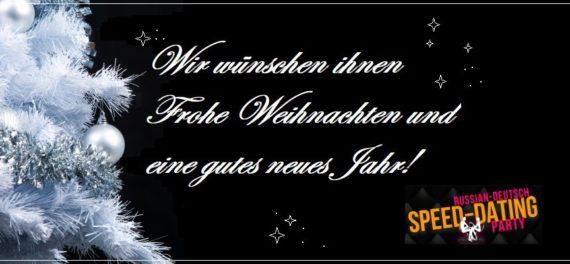 Wir wünschen ihnen Frohe Weihnachten und ein gutes neues Jahr ...